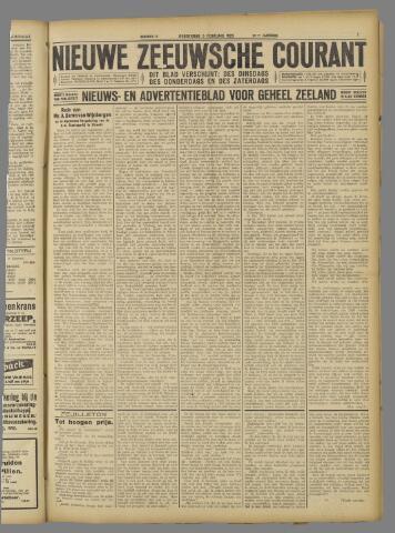 Nieuwe Zeeuwsche Courant 1925-02-05