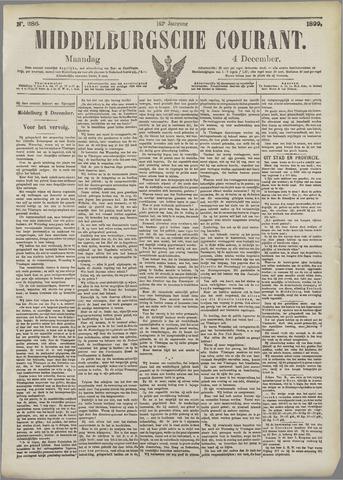 Middelburgsche Courant 1899-12-04