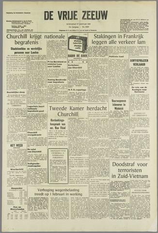 de Vrije Zeeuw 1965-01-27