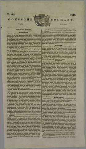 Goessche Courant 1836-10-21