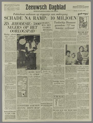 Zeeuwsch Dagblad 1960-10-10