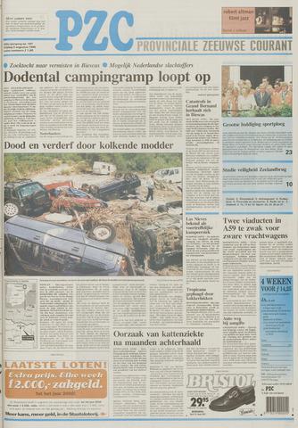 Provinciale Zeeuwse Courant 1996-08-09