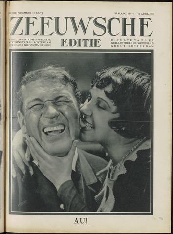 Ons Zeeland / Zeeuwsche editie 1931-04-10