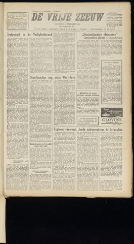 de Vrije Zeeuw 1948-02-23