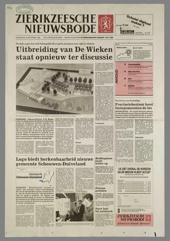 Zierikzeesche Nieuwsbode 1996-09-19