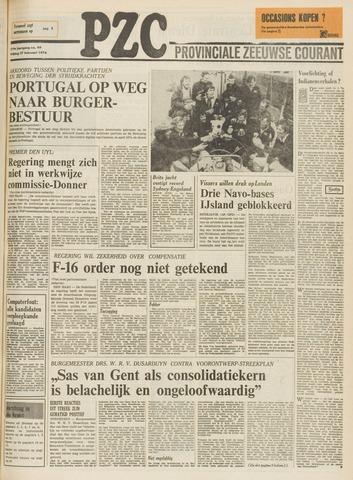 Provinciale Zeeuwse Courant 1976-02-27