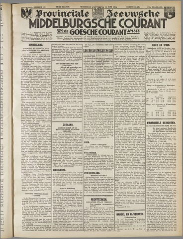Middelburgsche Courant 1934-06-13