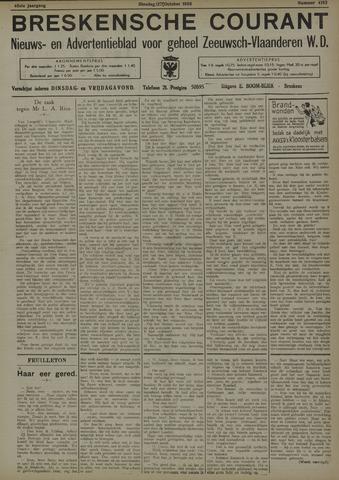 Breskensche Courant 1936-10-27