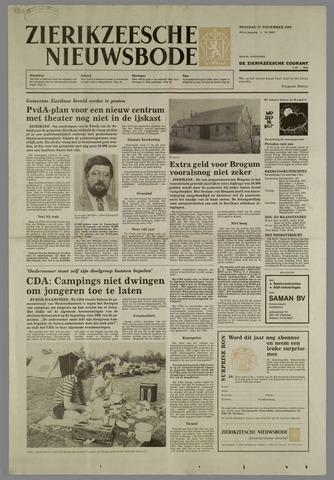 Zierikzeesche Nieuwsbode 1990-11-27