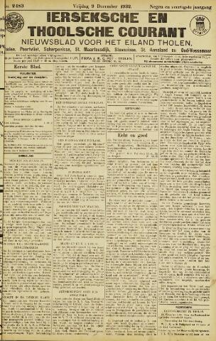Ierseksche en Thoolsche Courant 1938-12-09