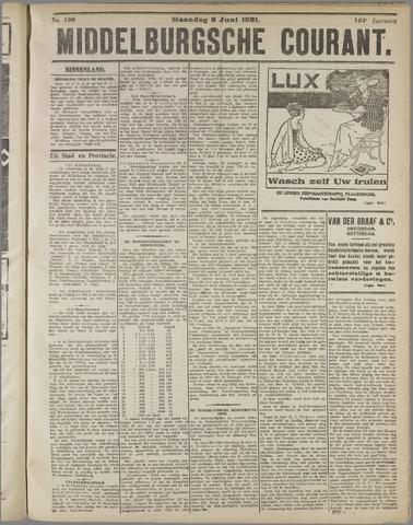 Middelburgsche Courant 1921-06-06