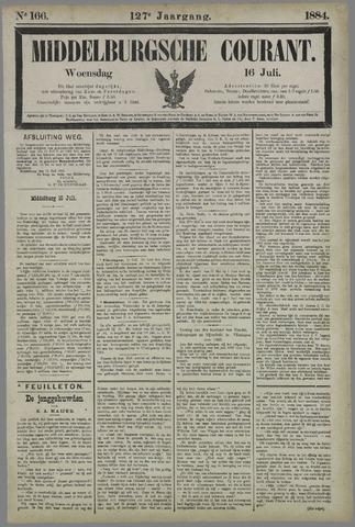 Middelburgsche Courant 1884-07-16