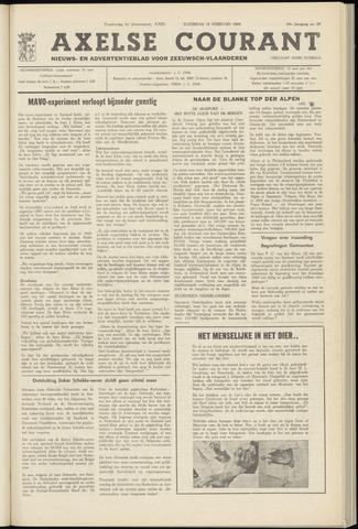 Axelsche Courant 1969-02-15
