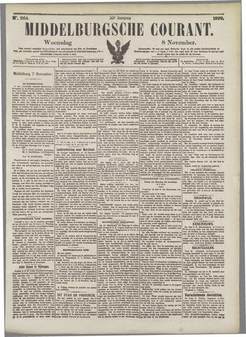 Middelburgsche Courant 1899-11-08