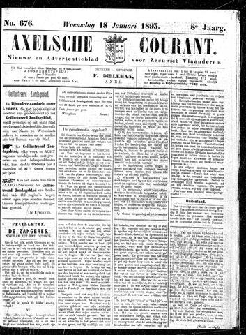 Axelsche Courant 1893-01-18