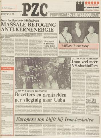 Provinciale Zeeuwse Courant 1980-04-28