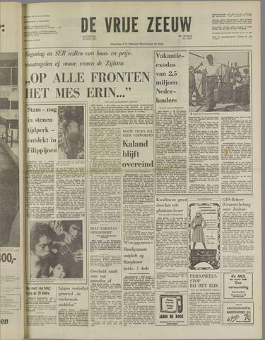 de Vrije Zeeuw 1971-07-10