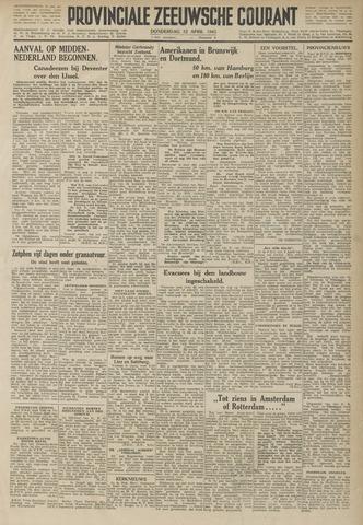 Provinciale Zeeuwse Courant 1945-04-12