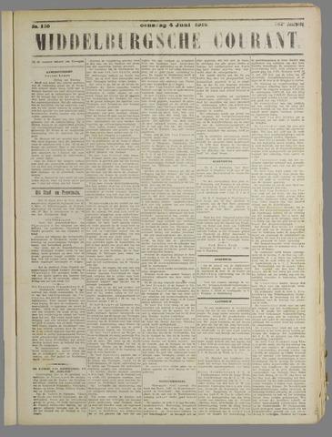 Middelburgsche Courant 1919-06-04