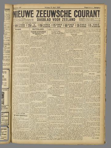 Nieuwe Zeeuwsche Courant 1923-04-13
