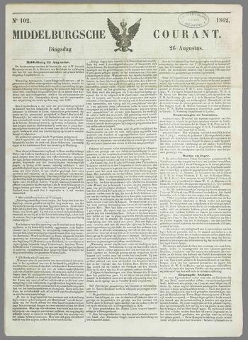 Middelburgsche Courant 1862-08-26