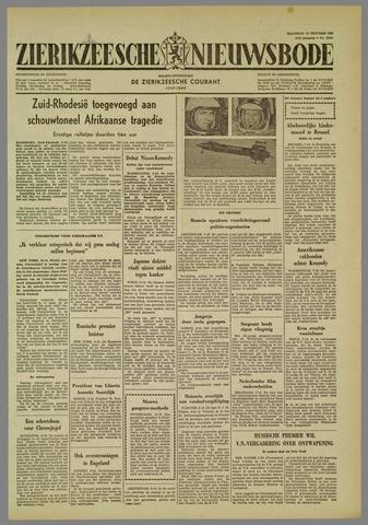 Zierikzeesche Nieuwsbode 1960-10-10