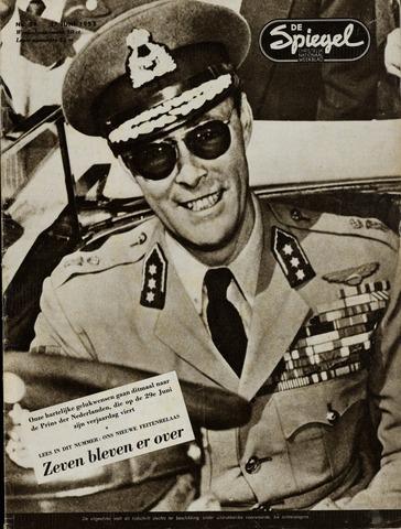 Watersnood documentatie 1953 - tijdschriften 1954-06-27