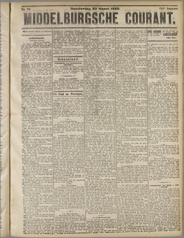 Middelburgsche Courant 1922-03-30