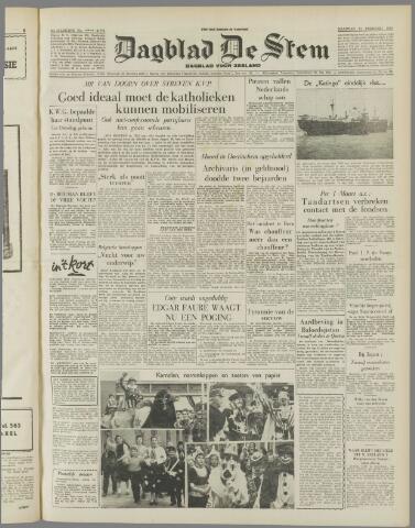de Stem 1955-02-21