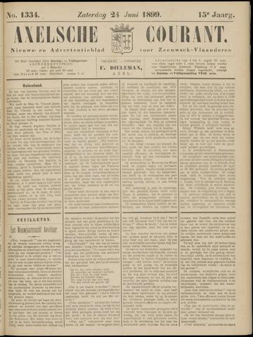Axelsche Courant 1899-06-24