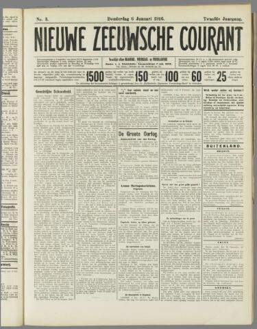 Nieuwe Zeeuwsche Courant 1916-01-06