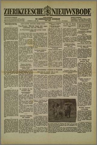 Zierikzeesche Nieuwsbode 1952-05-14