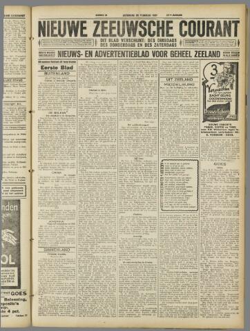 Nieuwe Zeeuwsche Courant 1927-02-26