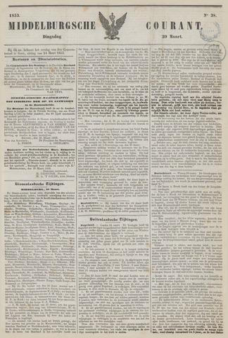 Middelburgsche Courant 1853-03-29
