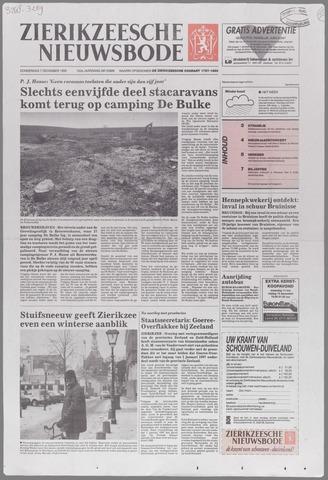 Zierikzeesche Nieuwsbode 1995-12-07