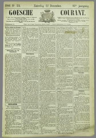 Goessche Courant 1906-12-22