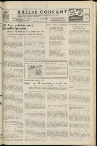 Axelsche Courant 1956-09-08