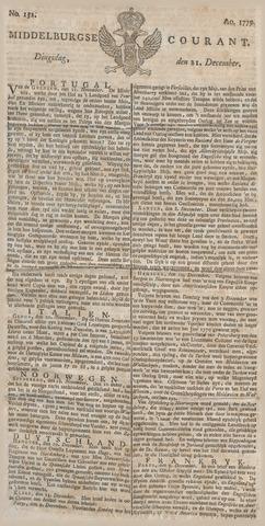 Middelburgsche Courant 1779-12-21