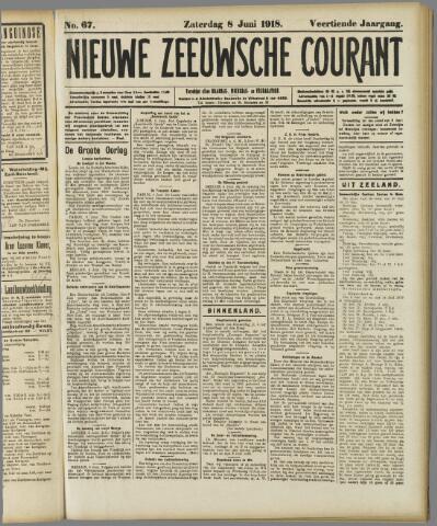 Nieuwe Zeeuwsche Courant 1918-06-08