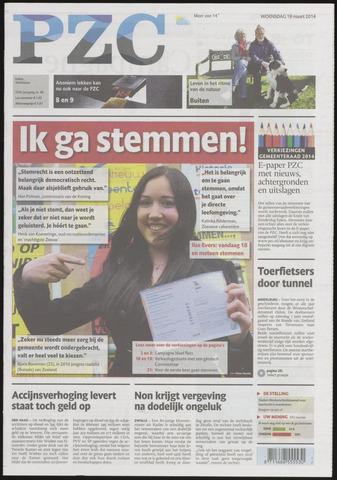 Provinciale Zeeuwse Courant 2014-03-19
