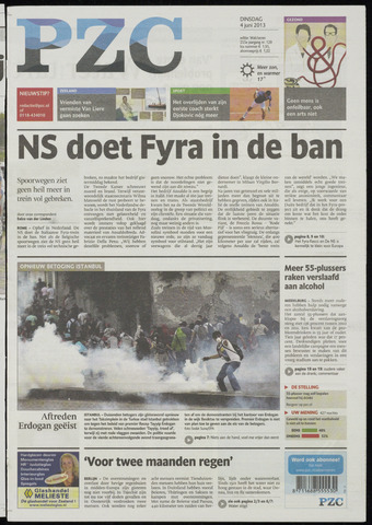 Provinciale Zeeuwse Courant 2013-06-04