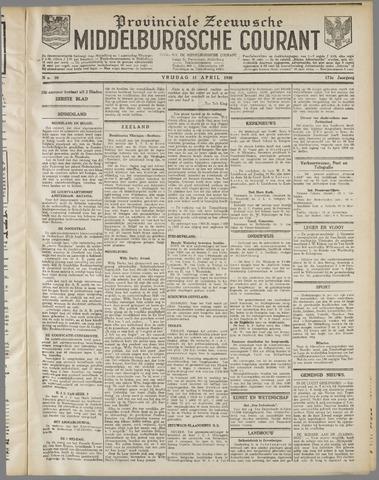 Middelburgsche Courant 1930-04-11