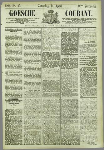 Goessche Courant 1906-04-14