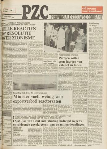Provinciale Zeeuwse Courant 1975-11-12