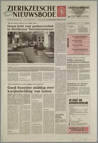 Zierikzeesche Nieuwsbode 1993-10-07