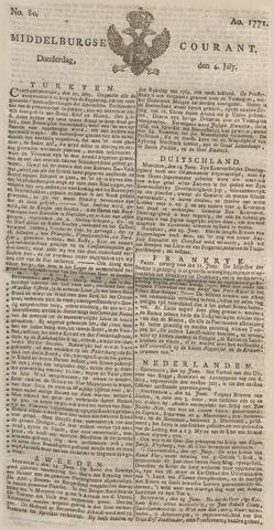 Middelburgsche Courant 1771-07-04