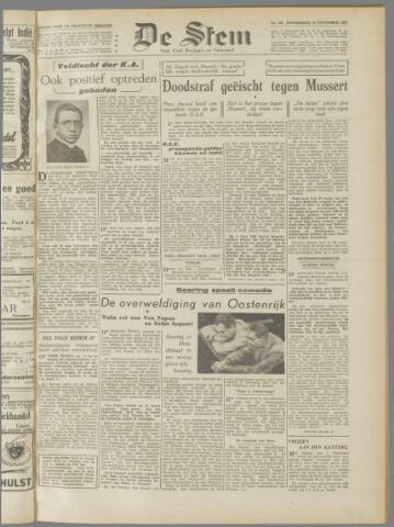 de Stem 1945-11-29