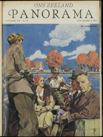Ons Zeeland / Zeeuwsche editie 1937-11-18
