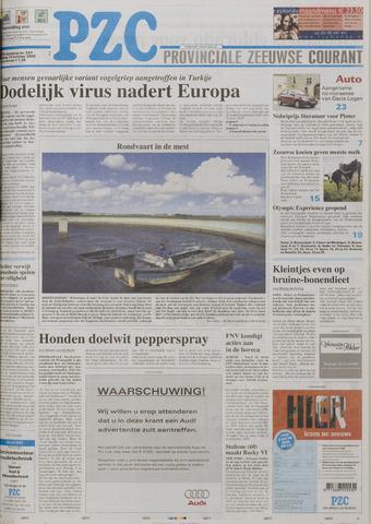 Provinciale Zeeuwse Courant 2005-10-14