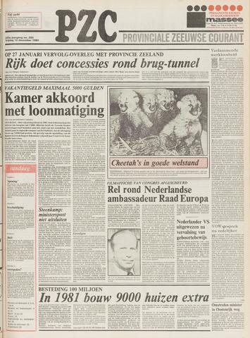 Provinciale Zeeuwse Courant 1980-12-12